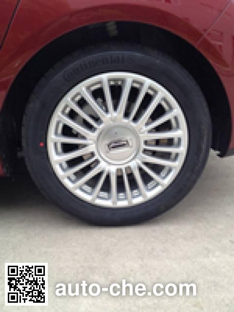 Qoros легковой автомобиль QAL7162VMB