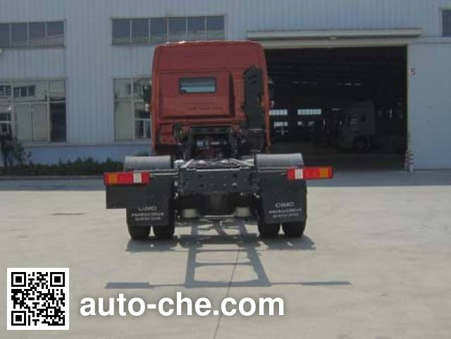 集瑞联合牌QCC1182D651-E载货汽车底盘