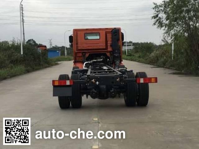 集瑞联合牌QCC1212D659-E载货汽车底盘