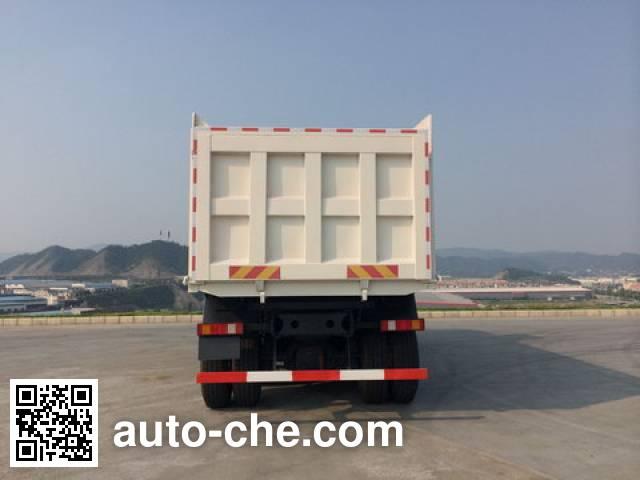 集瑞联合牌QCC3312D656-4自卸汽车