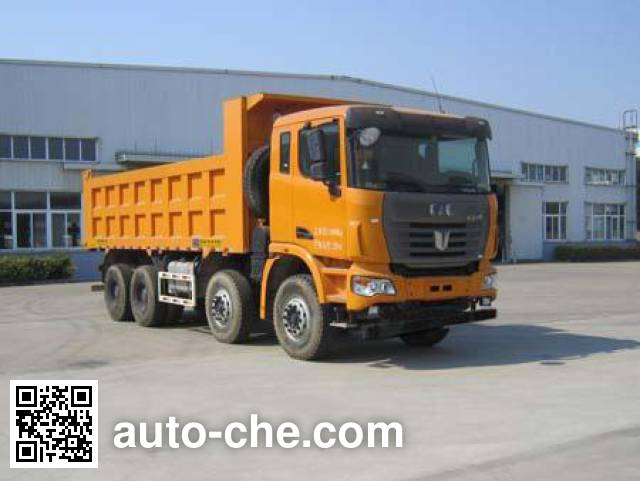 集瑞联合牌QCC3312D656-5自卸汽车
