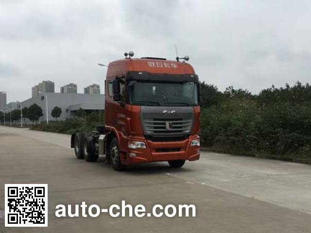 C&C Trucks QCC4252D654K-2 tractor unit