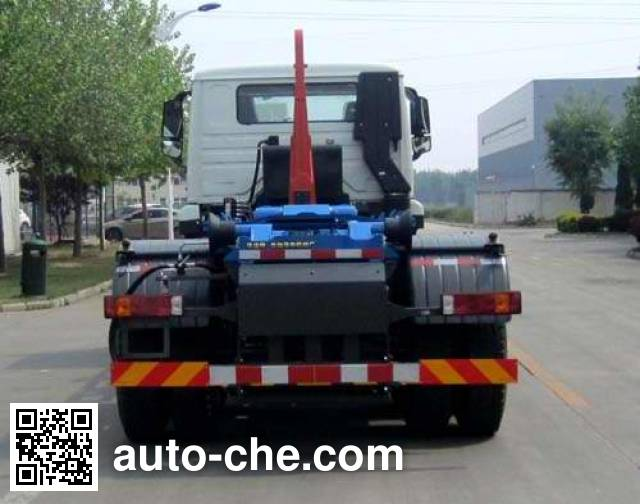 Wodate QHJ5258ZXXN5 detachable body garbage truck