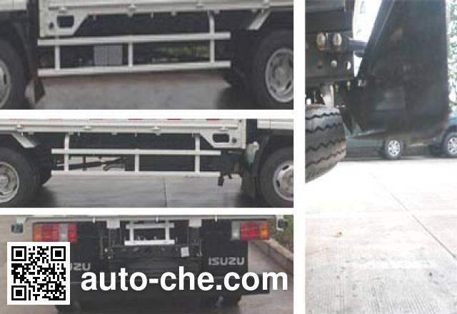 Isuzu QL1075A1HA cargo truck