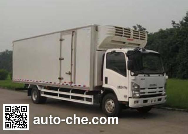 庆铃牌QL5100XLC9PARJ冷藏车