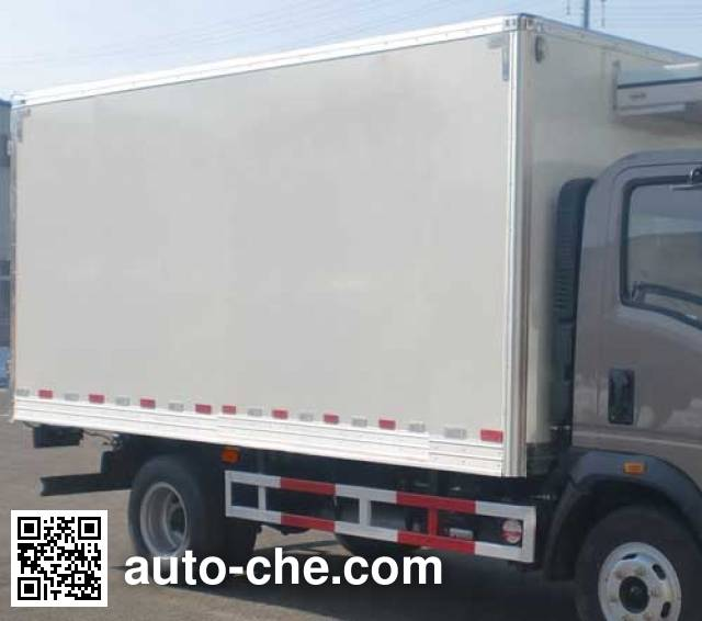Qilong QLY5042XLC refrigerated truck