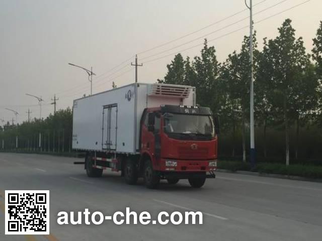 青驰牌QYK5250XLC5冷藏车
