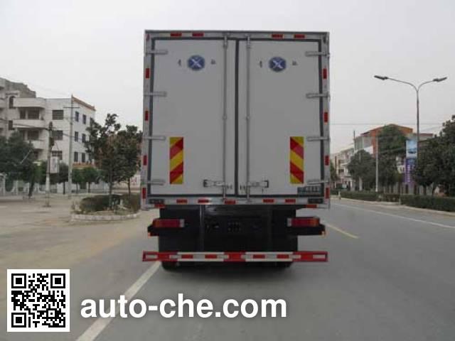 青驰牌QYK5316XLC冷藏车