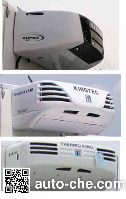 青驰牌QYK5317XLC冷藏车