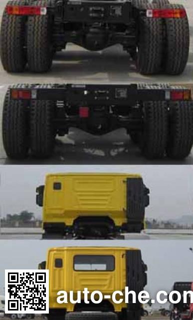Zhongte QYZ3256HXVG404L dump truck
