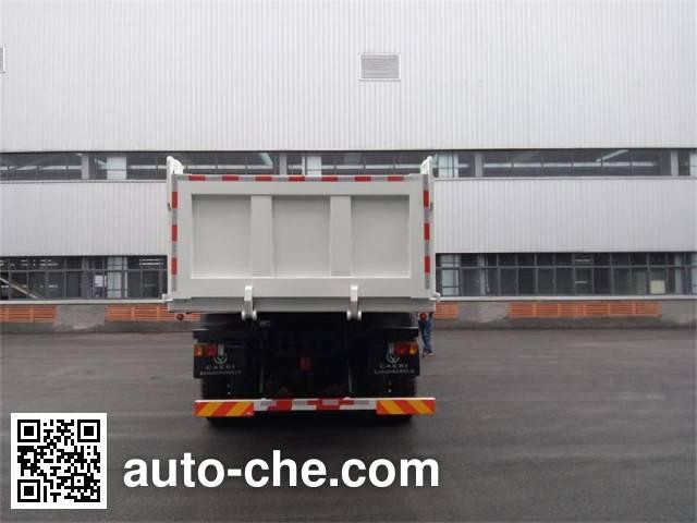 Zhongte QYZ3314UR32QL dump truck