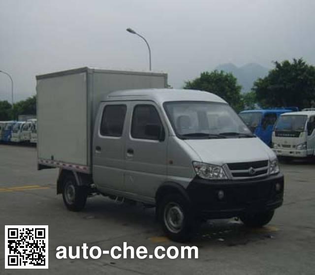 Changan SC5021XXYDS31CNG dual-fuel van truck