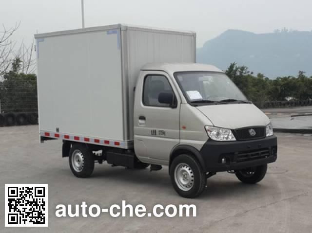 Changan SC5021XXYGND51 box van truck