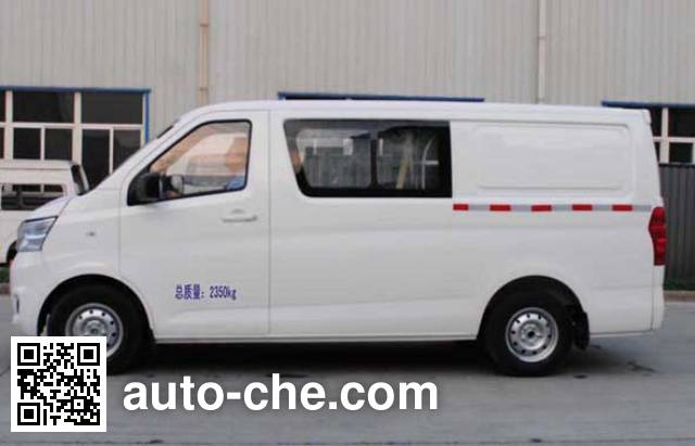 Changan SC5023XXYA5 box van truck