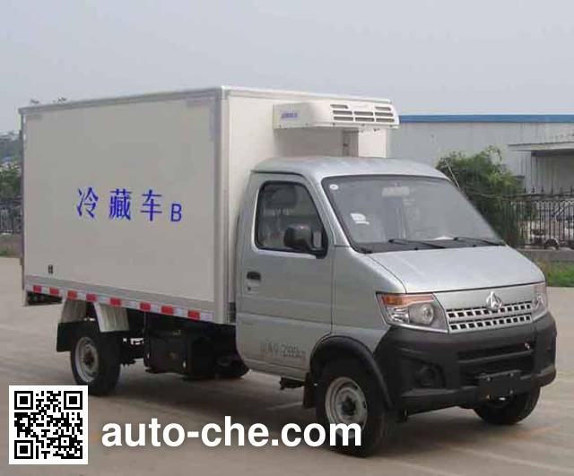 Changan SC5025XLCDF5 refrigerated truck