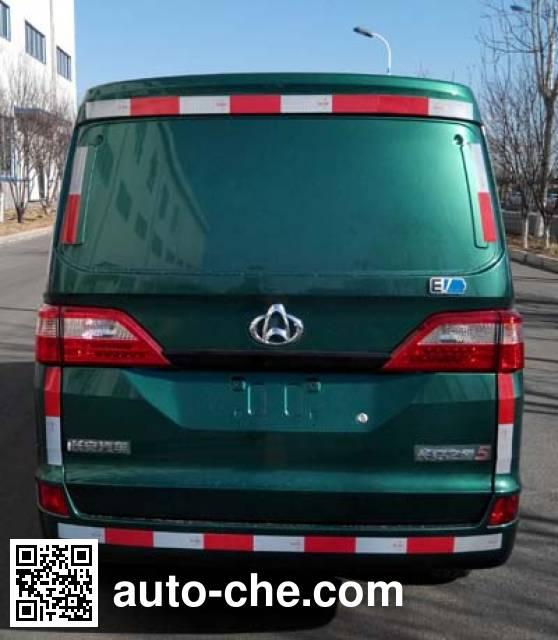 Changan SC5027XYZABBEV electric postal van