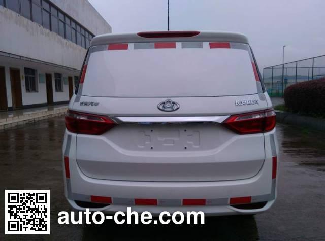 Changan SC5028XXYAAV5 box van truck