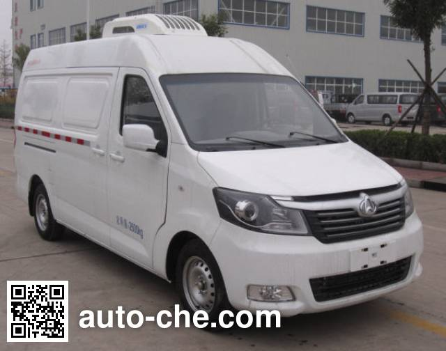 Changan SC5030XLCCC5 refrigerated truck