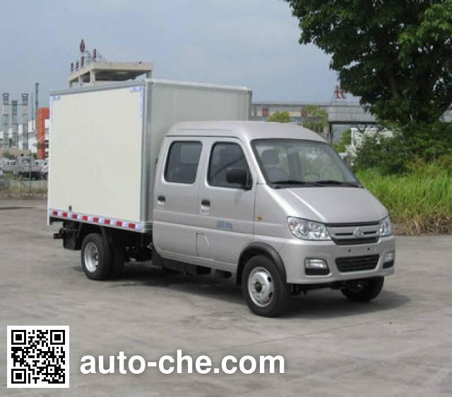 Changan SC5031XXYGAS52CNG box van truck