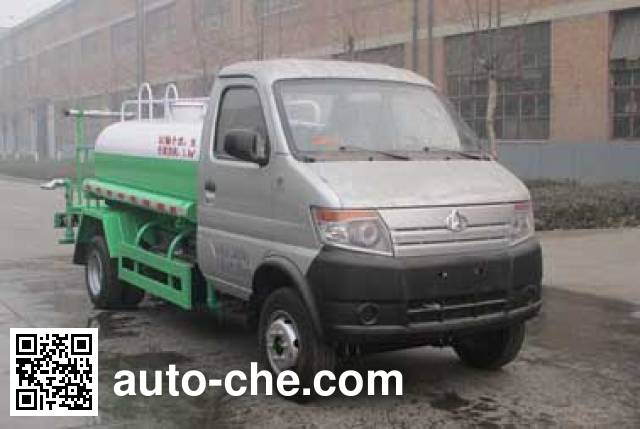 Changan SC5035GSSDC4 sprinkler machine (water tank truck)