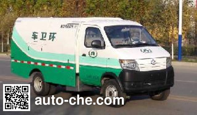 Changan SC5035ZLJDAEV electric dump garbage truck