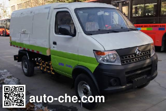 Changan SC5035ZLJDC5 dump garbage truck