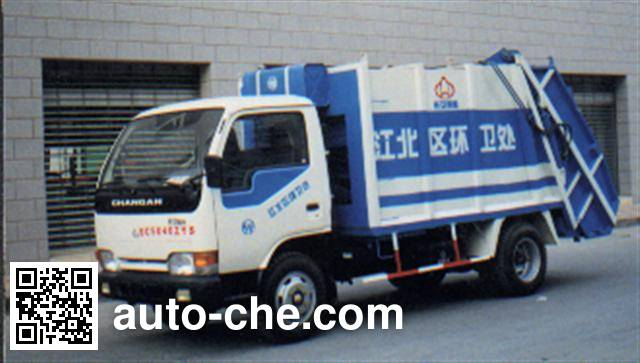 Changan SC5040ZYS garbage compactor truck