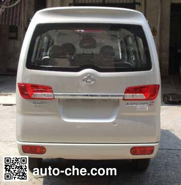 Changan SC6399GCNG dual-fuel minibus