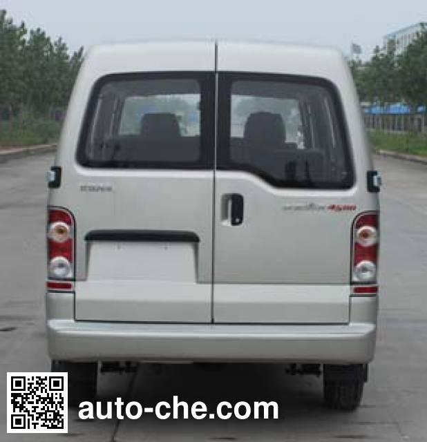 Changan SC6443FVBCNG dual-fuel minibus