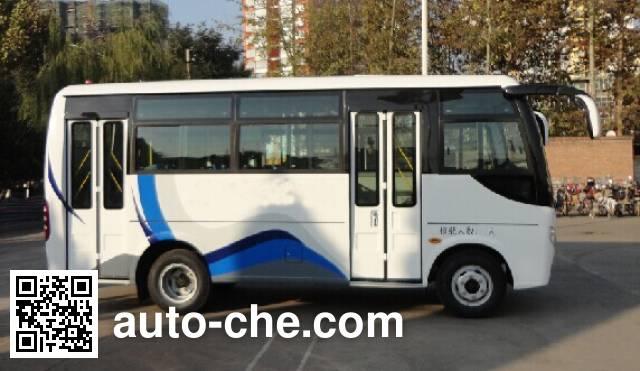 长安牌SC6608BFCG4客车