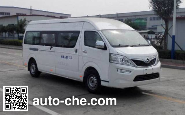 Changan SC6611ABEV electric bus
