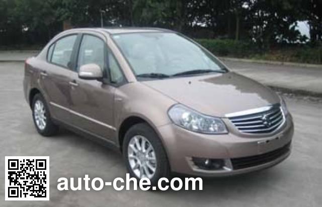 Легковой автомобиль Changan SC7161KY