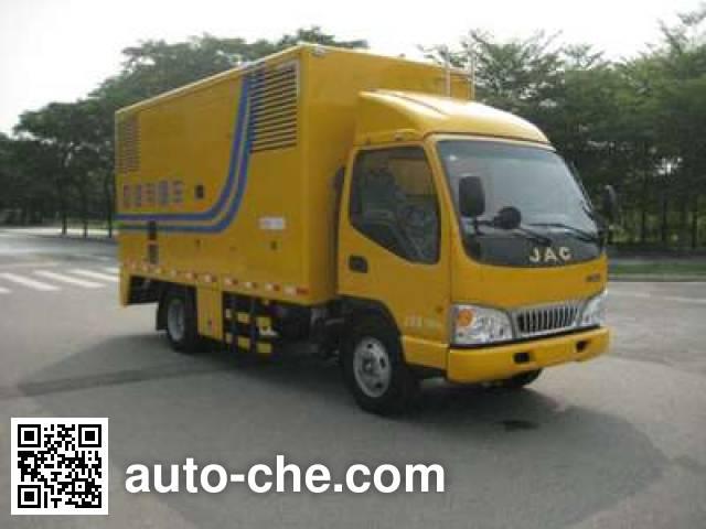 Yindao SDC5071XDY мобильная электростанция на базе автомобиля