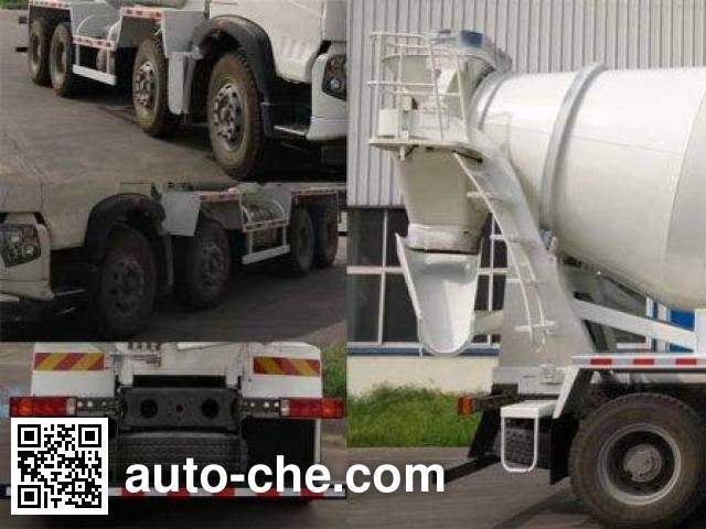 Janeoo SDX5310GJBT5 concrete mixer truck