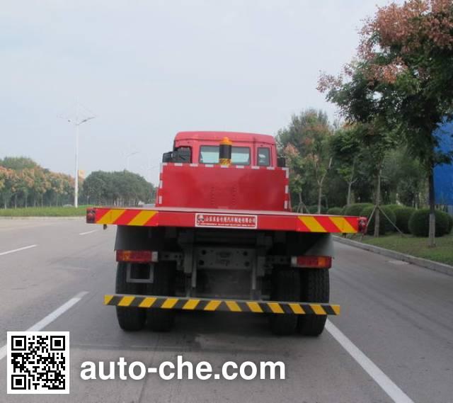 Shengyue SDZ3257ZPB46E flatbed dump truck