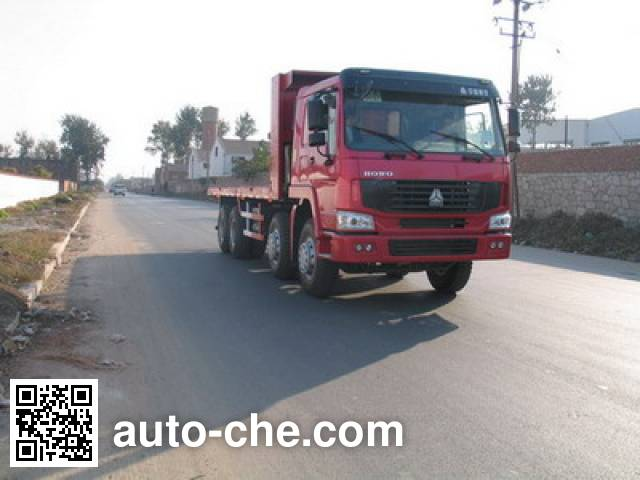 Shengyue SDZ3260PZX3067 flatbed dump truck