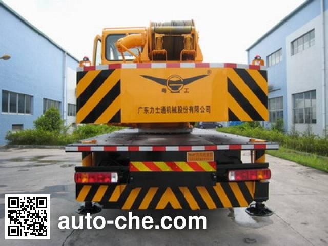 Yuegong SGG5170JQZQY12E truck crane