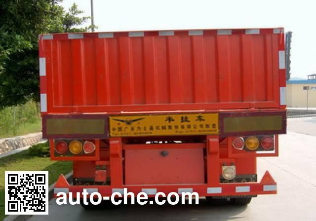 Yuegong SGG9380TL trailer