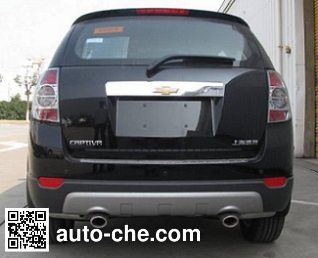 Chevrolet универсальный автомобиль SGM6470TAAB