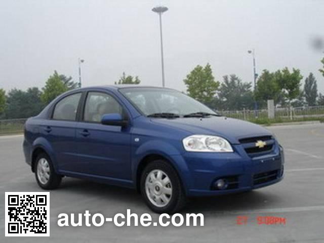 Легковой автомобиль Chevrolet SGM7164AT