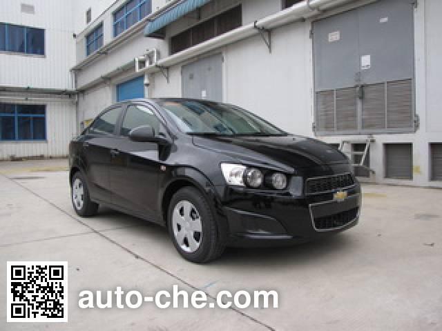 Легковой автомобиль Chevrolet SGM7163GAAA