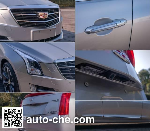 Cadillac SGM7200AAAA car
