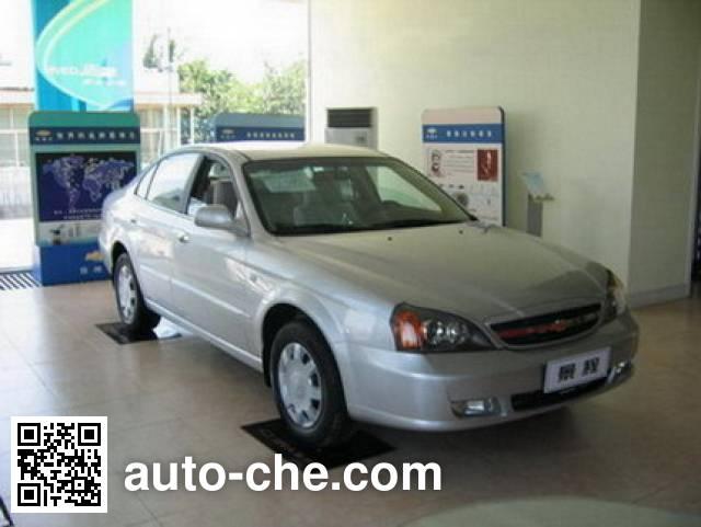Легковой автомобиль Chevrolet SGM7202MT