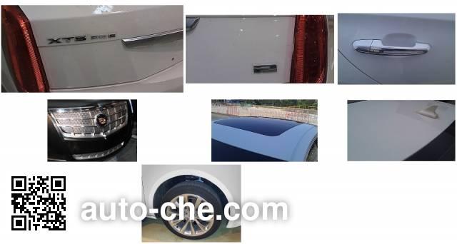 Cadillac SGM7363EAAA легковой автомобиль