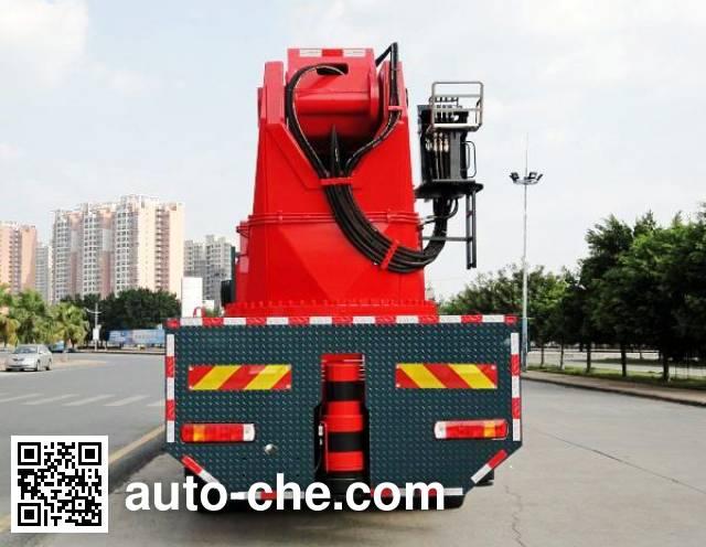 Shaoye SGQ5430JQZZ truck crane