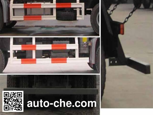 华威驰乐牌SGZ3250ZZ4W46自卸汽车