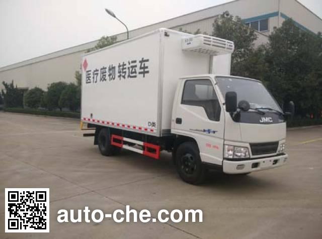 华威驰乐牌SGZ5048XYYJX4医疗废物转运车