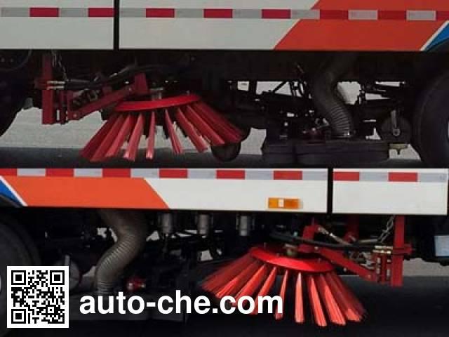华威驰乐牌SGZ5079TXCJX5吸尘车