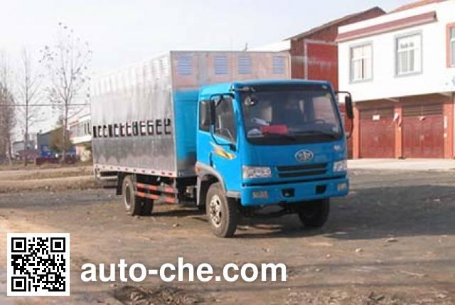 华威驰乐牌SGZ5120TSPCA3食品运输车