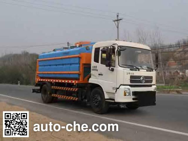 华威驰乐牌SGZ5160TCXD4BX4除雪车